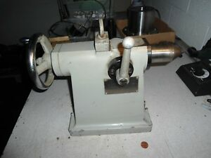 Rotary Table Lathe Tail Stock Tailstock