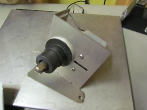 Used Hoshizaki Bottom Auger Motor For Dcm 500baf