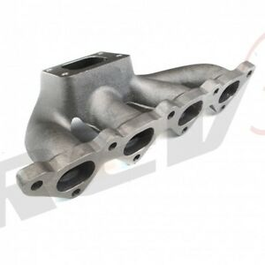 Rev9 Dsm Eclipse 1g 2g Talon Tsi Galant 4g63 T3 T3t4 Cast Iron Turbo Manifold