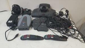 Polycom Viewstation Fx Pn4 14xx Visual Concert Conference System With Accesories