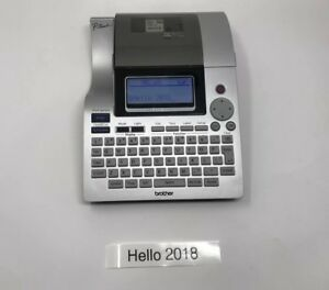 Brother P touch Pt 2700 Thermal Printer