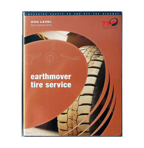Esco Equipment 10000 E Tia Earthmover Tire Service Program