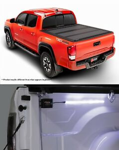 Bak Industries Bakflip Mx4 Cover 18 Battery Led Light For Toyota Tacoma 72