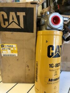 Caterpillar 249 1750 Filter Group