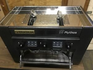 Brasilia Mythos 2 Group Espresso Machine