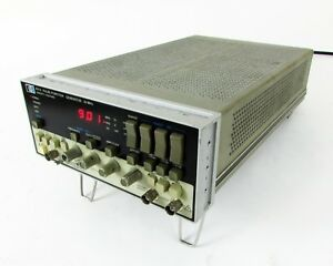 Hp 8111a Pulse function Generator 20 Mhz With Option 001