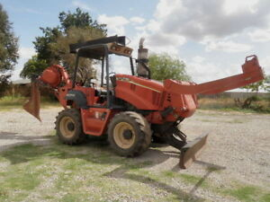 Ditch Witch Rt115 Vibratory Cable Plow Can Ship