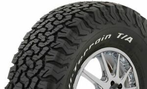 Lt265 75r16 Bf Goodrich All Terrain T A Ko2 123 120r Rwl Tires 42353 Qty 4