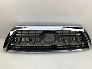 2006 2007 2008 2009 Toyota 4runner Chrome Front Grill Grille Oem