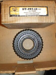 Nors 1963 Chevrolet Muncie 4 Speed Transmission First 1rst Gear 3831743 36t