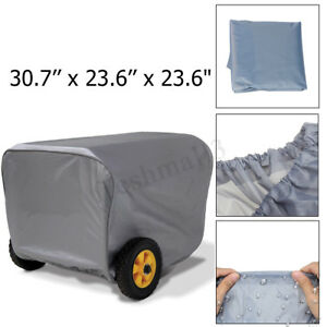 For Champion Generator Portable Weather resistant Dustproof Storage Cover