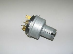 Ignition Switch 1960 1968 Chrysler Dodge Plymouth New 60 61 62 63 64 65 66 68