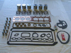 Master Engine Rebuild Kit 1932 Chevrolet 194 6cyl New Pistons Valves Lifters