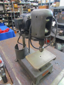 High Speed Drill Press Table Top G 759
