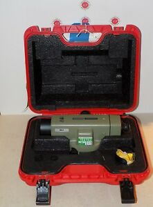 Leica Na2 Automatic Level Calibrated Free Shipping Worldwide