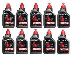 10 Motul 105786 Dct Dual Clutch Transmission Fluid For 2009 2019 Nissan Gt R