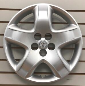 2005 2008 Toyota Matrix Xr 16 5 spoke Hubcap Wheel Cover Factory Original 61135
