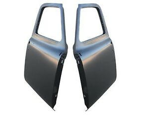 1955 Ford Pickup Truck Door Shells Pair For F Series