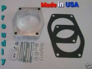 Throttle Body Spacer For Chevy Gm 4 8 5 3l 6 0l 6 2l fits Chevy gm 2007 2016