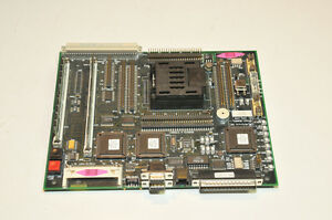 Motorola Mpc821 860ads Rev B Development Board With A Socketed Ppc860 Cpu