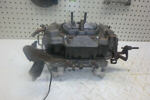 Dodge Plymouth Chrysler And Truck Thermo Quad 4 Barrel Carburetor 9182s