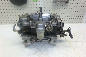 Dodge Plymouth Chrysler And Truck Thermo Quad 4 Barrel Carburetor 9110s