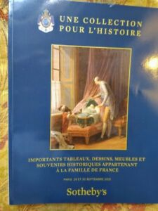 Sotheby S Catalogue Paintings Furniture And So On See Below French