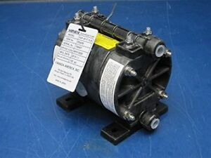 Yamada Ndp 5fvt 1 4 Air Operated Double Diaphragm Pump 852064 New