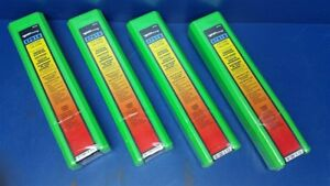 Lot Of 4 Boxes New Forney 30705 E7018 Welding Rod 3 32inch 5 Pound