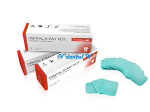 300 Pcs Dental X ray Film Size 2 Adult For Reader Scanner Machine