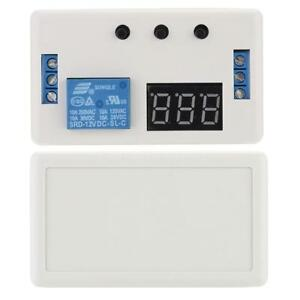 Dc 12v Digital Led Automation Delay Timer Control Switch Relay Module Pcb P6c8