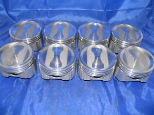 Pistons Rings 71 72 73 74 75 76 Amc Jeep 401 9 5 To 1