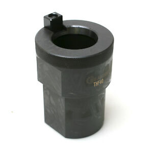 Eri America Thf40 Tool Holding Pot For Cat40 Bt40 Or Nmtb40 Taper