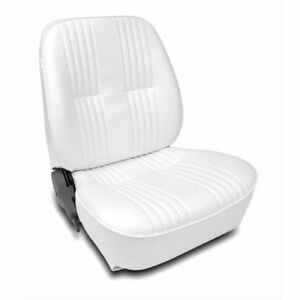 Procar By Scat 80 1400 53r Pro 90 Series 1400 White Vinyl Recliner Seat Right