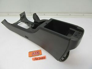 Console Lid Arm Rest Cup Holder Shifter Trim Base Rear Back Storage For Grand Am