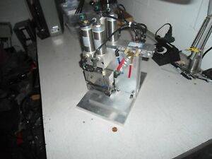 Custom Pneumatic Machine Press