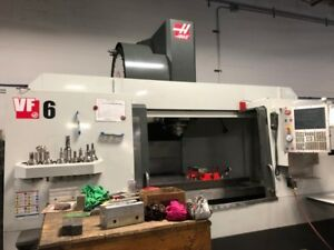 Cnc Mill Vf6 50taper haas