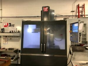 Cnc Mill Vf 3yt 40taper haas
