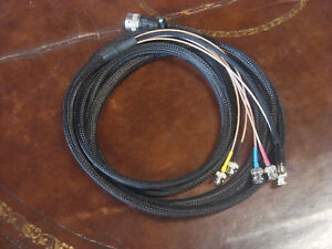 Olympus 55583l12 Video Cable For Cv 140 Endoscopy Cable