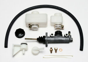 Wilwood Remote Master Cylinder Reservoir 7 8 Bore Kit Combination Aluminum