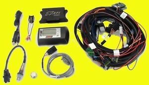 Fast Ez efi Multiport Retro Fit Kit Gm Tpi Ford Tfi W Pre wired Harness