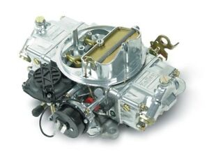 Holley 670 Street Avenger Carburetor Electric Choke Vacuum Secondaries 0 80670