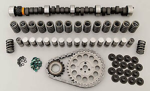 Comp Cam K08 501 8 Small Block Chevy 87 98 264 Tuned Port Tpi Hyd Roller Cam Kit