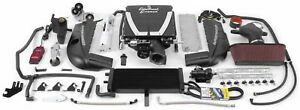 Edelbrock 1594 Supercharger Stage 1 Street Kit 2005 2007 Gm Corvette Ls2