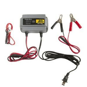 Auto Meter Bex 1500 Battery Extender Maintain 12v Trickle Charger Gel Cell Agm