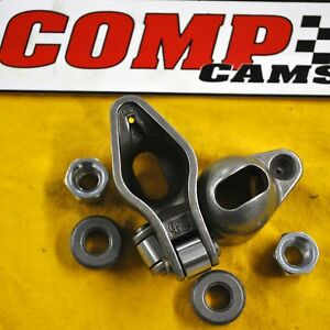 Comp Cams 1412 16 Magnum Roller Tip Rockers Arm Sbc 1 52 3 8 Stud Rocker Arms