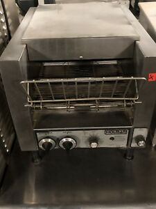 Commercial Holman T 710 Electric Conveyor Toaster 10 5