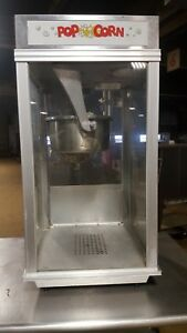 Gold Medal Model 2214 Commercial Popcorn Machine