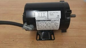 Marathon Electric Motor 1725 Rpm 230v 3 Phase 56h17t2011a 25hp 1800