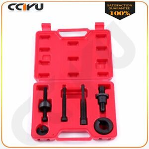 Power Steering Pump Puller Pulley Remover Gm Ford C2 C111 Installing Kit Tool